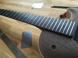 Inlay preparation